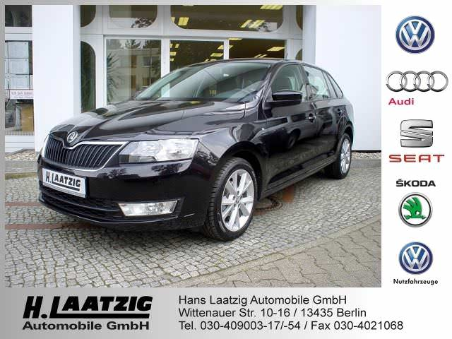 Image for Skoda Rapid Spaceback Spaceback 1.2 TSI Ambition Klima