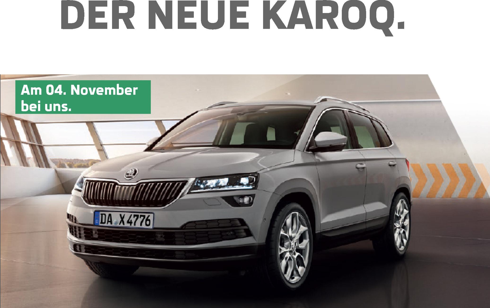 Image for Der neue KAROQ.