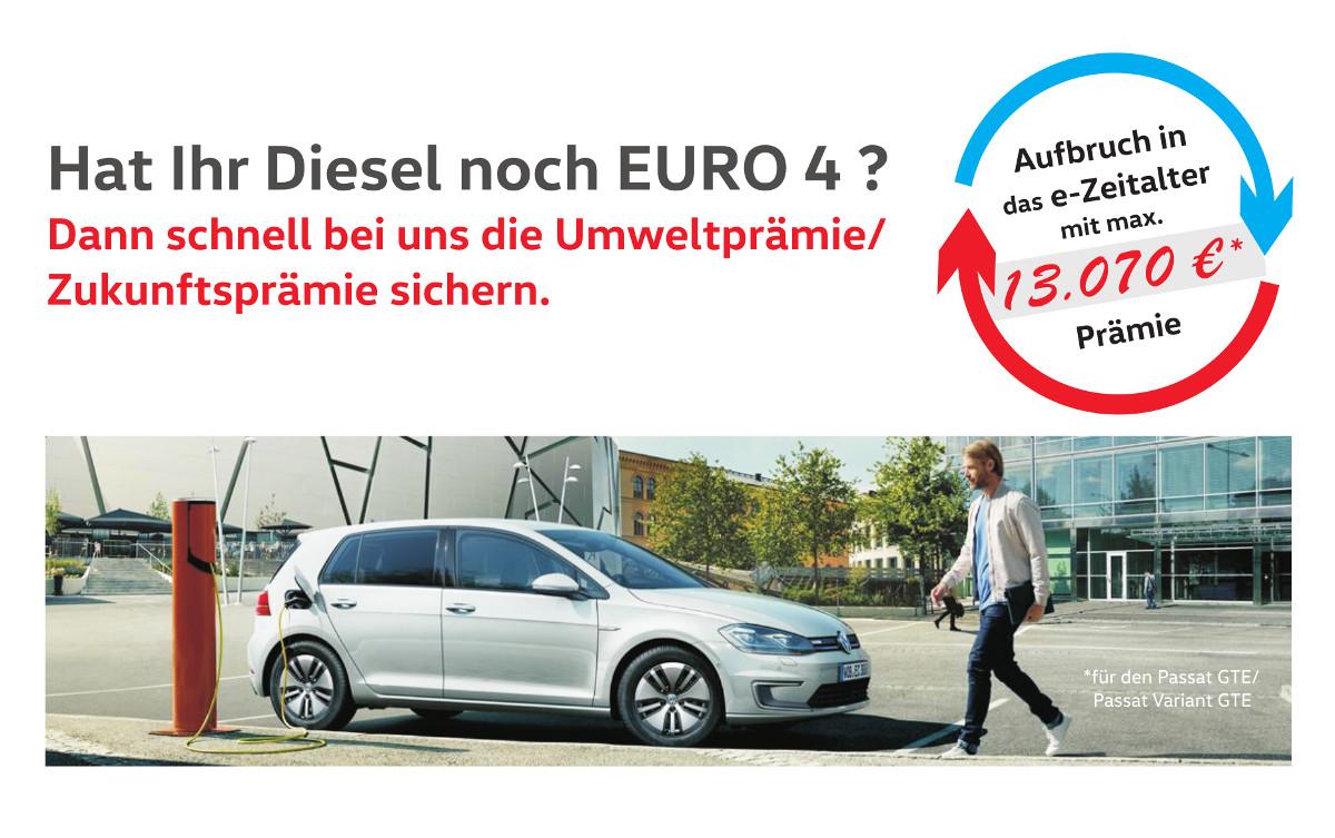 Hat Ihr Diesel noch EURO 4?