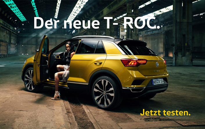 Der neue T-Roc
