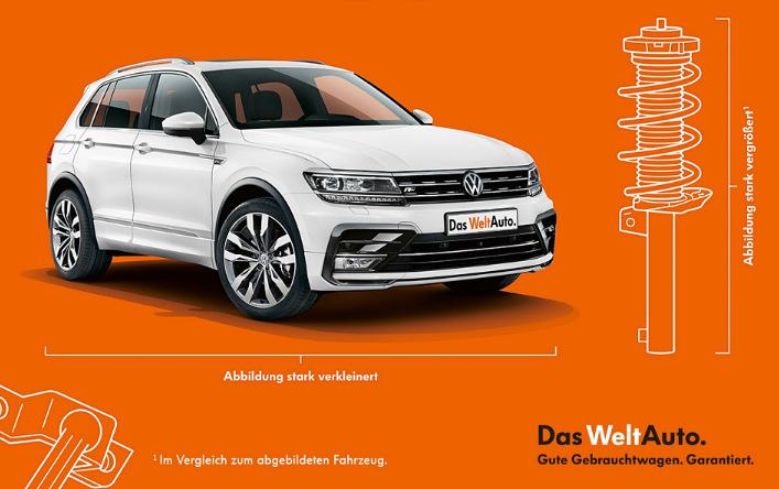 Das WeltAuto. Gute Gebrauchtwagen. Garantiert.