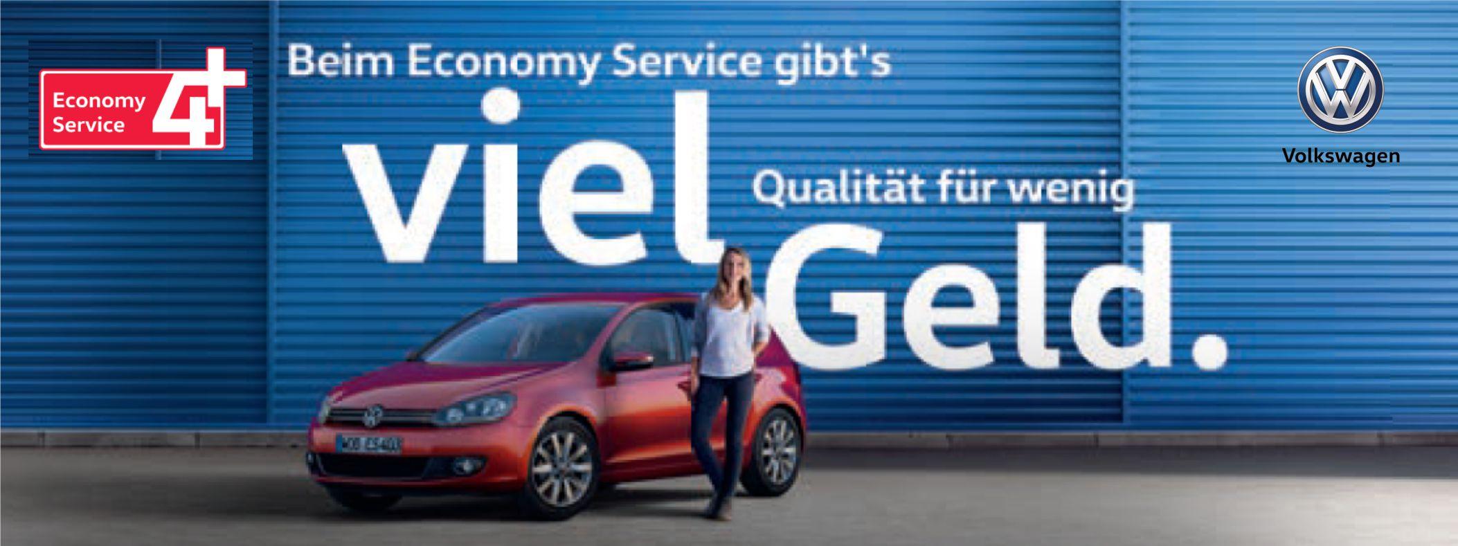 Volkswagen Economy Service Sommer 2019