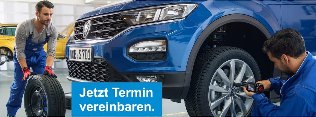 VW Räderwechsel