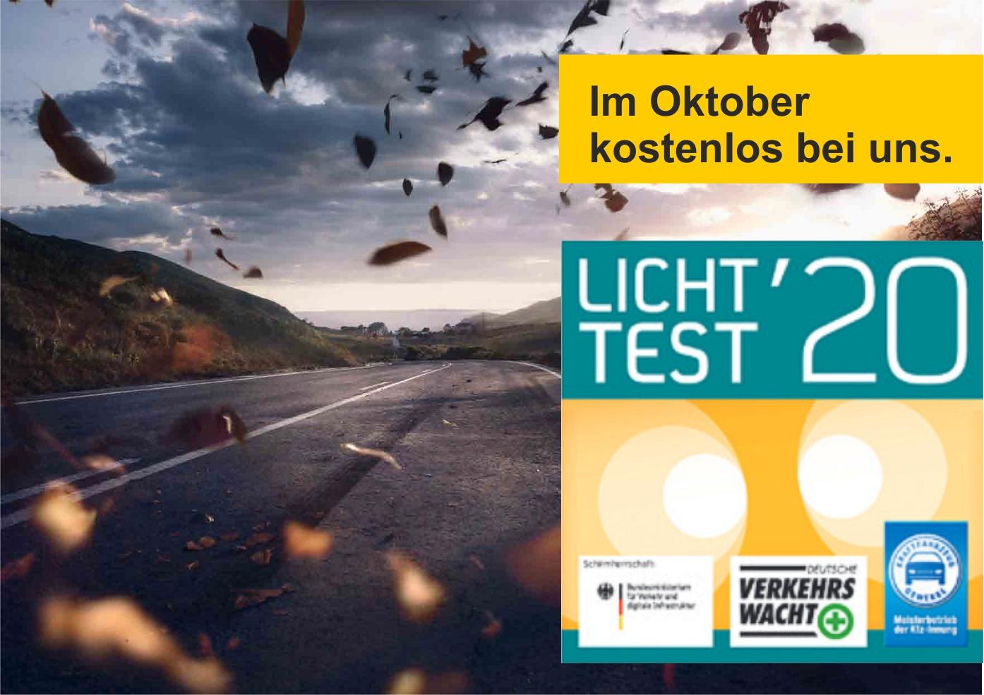 Image for Noch schnell mit den Licht- und Sichtwochen.