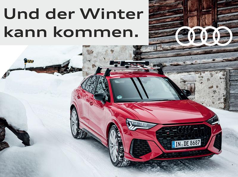 Maßgeschneidertes Audi Zubehör