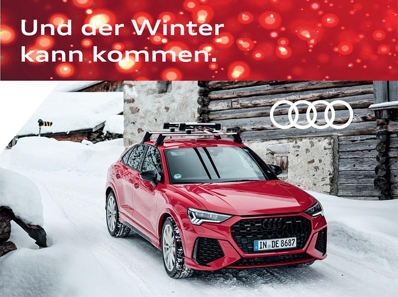 Image for Maßgeschneidertes Audi Zubehör
