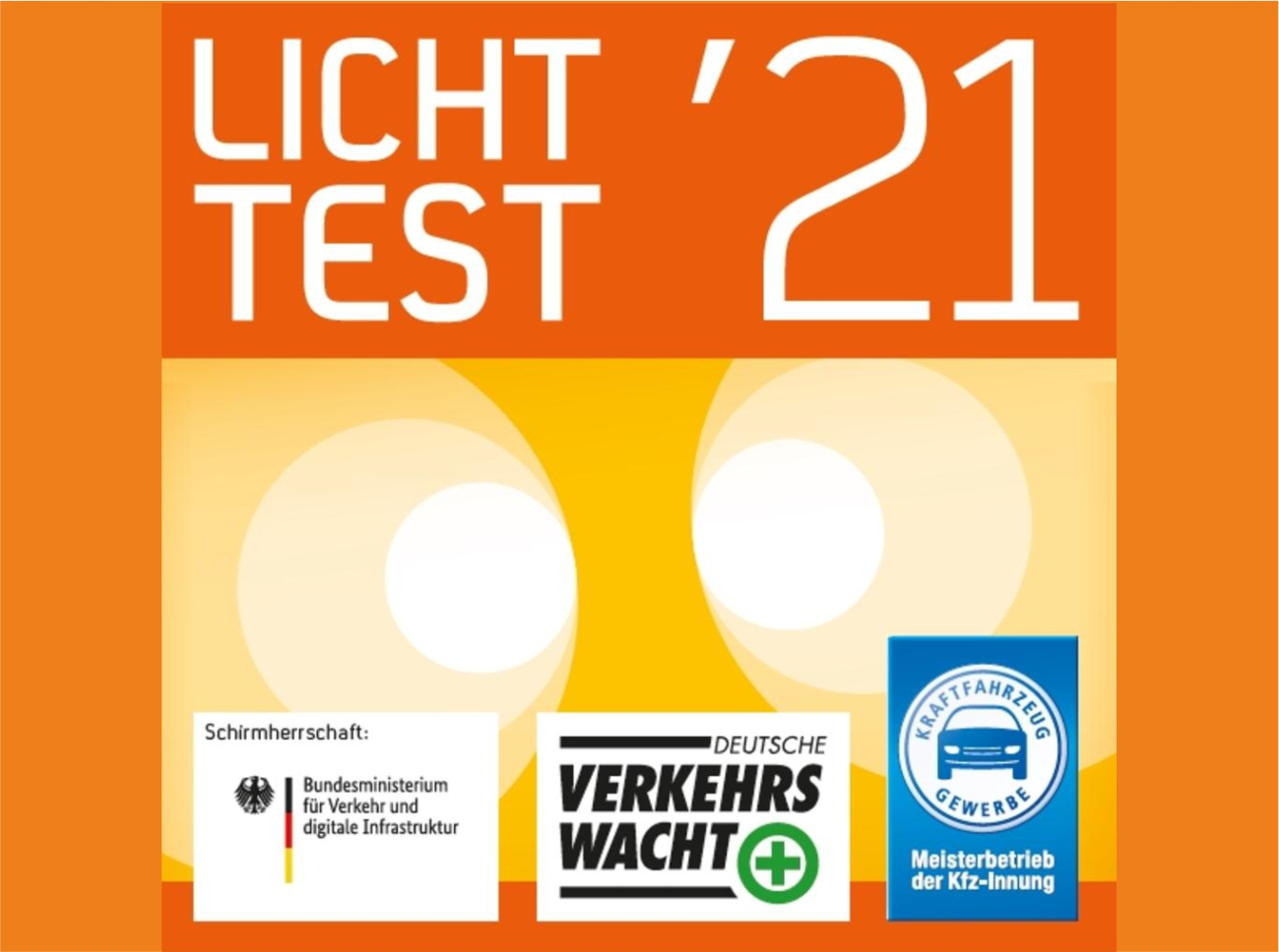 Image for Nutzen Sie unseren kostenlosen Licht- und Sichttest vom 01. bis 31.Oktober 2021.