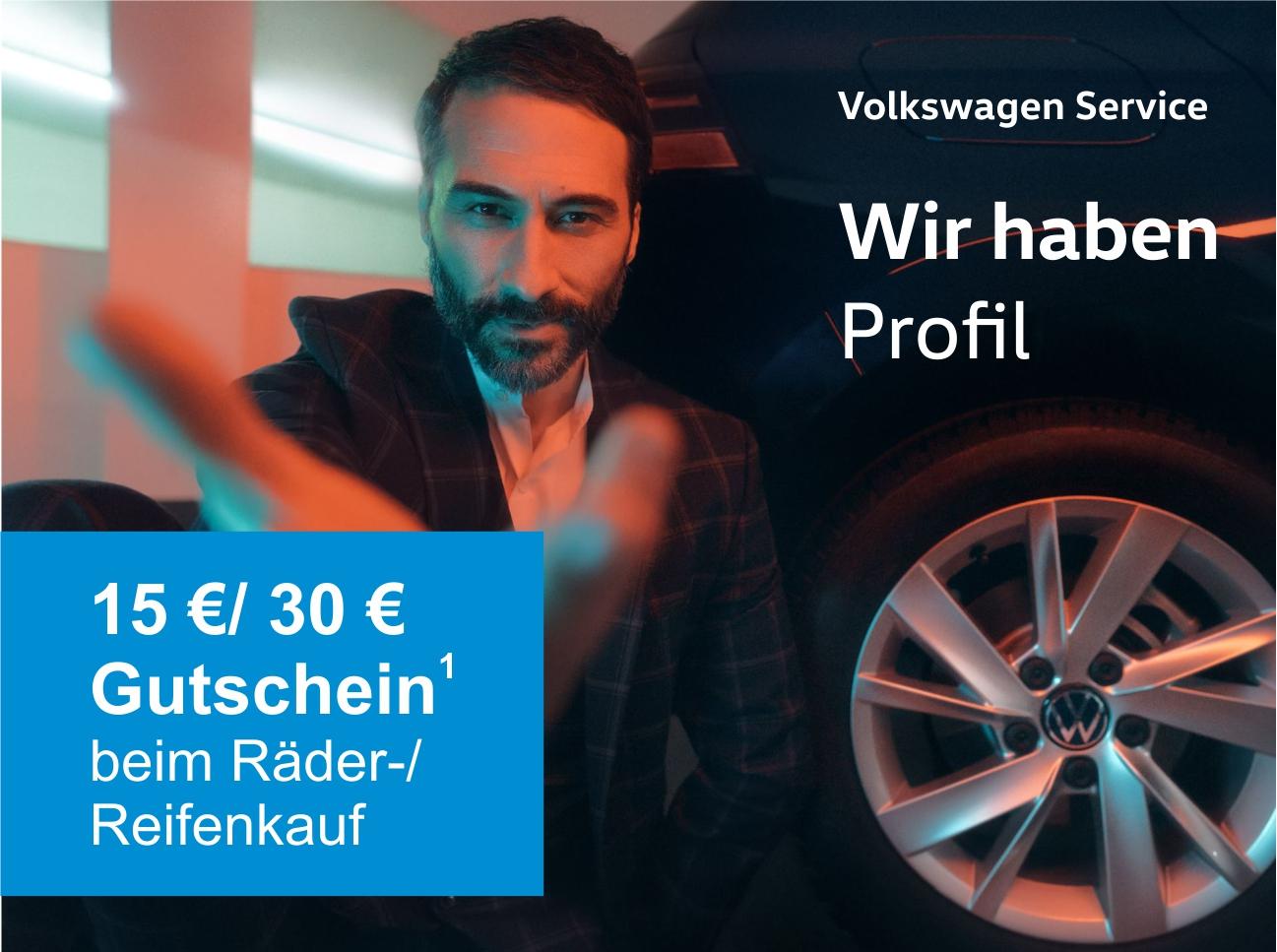 Image for Jetzt Service Gutschein sichern beim Räder-/Reifenkauf.
